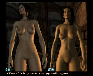 Dragon Age/ Nude Patch
