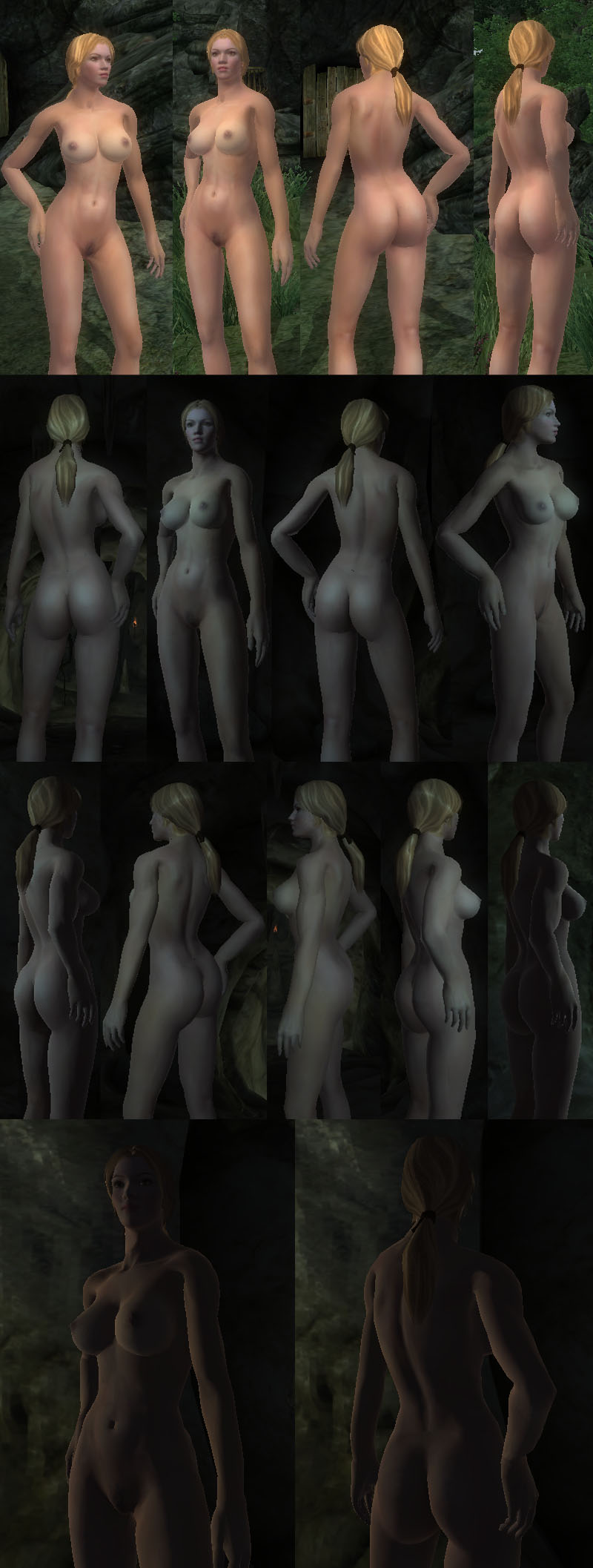 Oblivion/ EyeCandy Unofficial Installation Package Extra