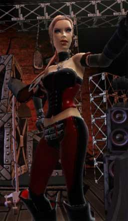 Guitar Hero 3/ BloodRayne cosplay