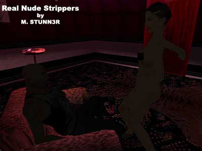 Grand Theft Auto: San Andreas/ NudeStrip