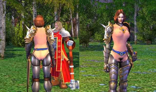 Heroes of Might and Magic 5/ Nudepatch