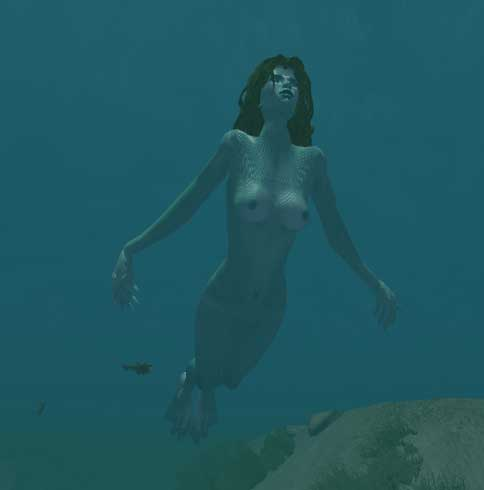 Oblivion/ Water Nymphs