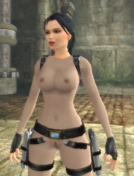 Tomb Raider : Anniversary/ Lara Stealth BK