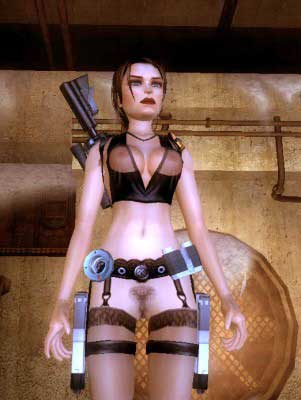 Tomb Raider : Legend/ SemiNude