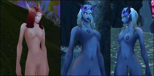 World of Warcraft/ Nudepatch2