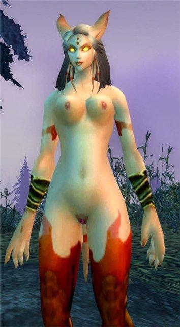 World of Warcraft/ Nudepatch