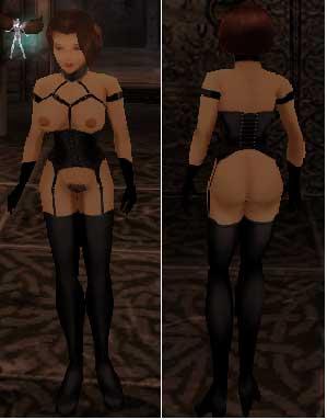 Zanzarah: the Hidden Portal/ Nudepatch2