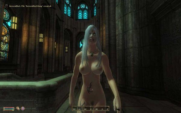 Oblivion/ Jiggle light for Exnems body