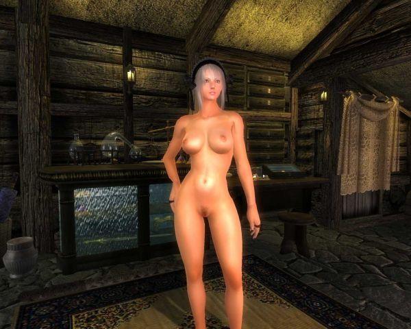 Oblivion/ EC Japon Female EyeCandy – Body Replacer v.1.0