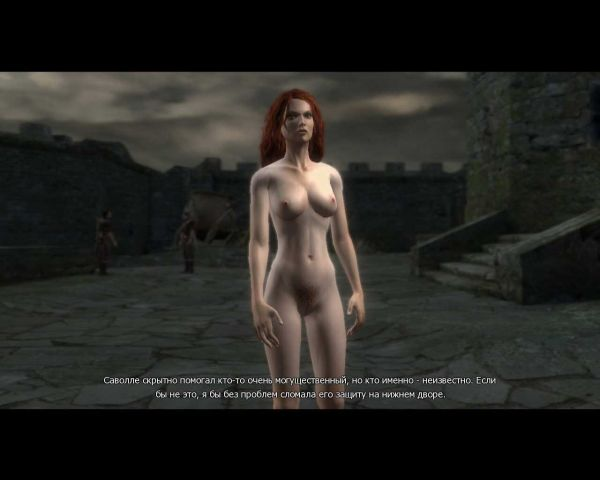 Witcher (Ведьмак)/ Witcher's Girls Nude v1.4