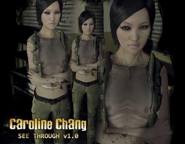 Crysis/ Caroline Chang – See Through