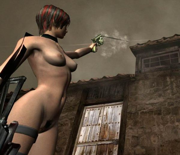 Resident Evil 4/ Ada Wong Nude Patch