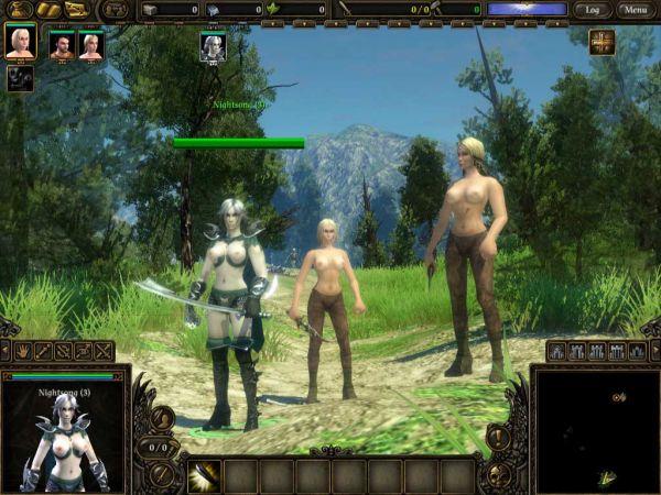 Spellforce 2/ Nudepatch