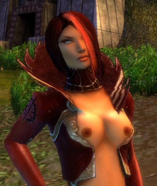 Guild Wars/Livia Nudepatch