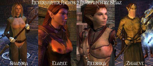 Neverwinter Nights 2/ Nudepatch by SMaz