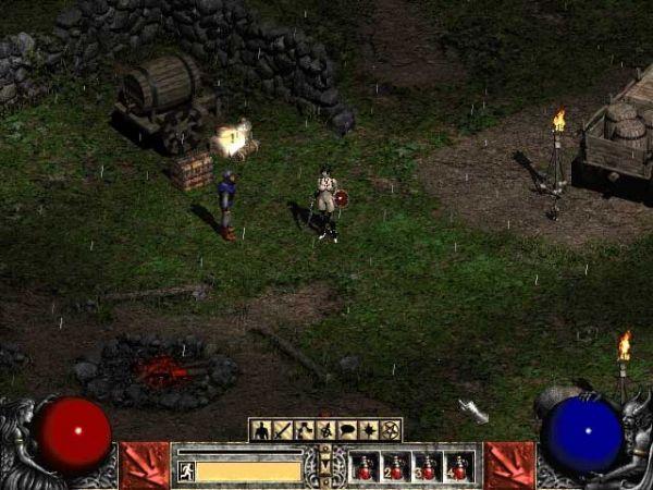 Diablo 2: Lord of Destruction/ Nude Assassin