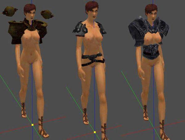 Loki/ Nudepatch for Grecque Heroine