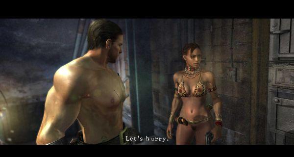 Resident Evil 5/ Sheva Natural Nude