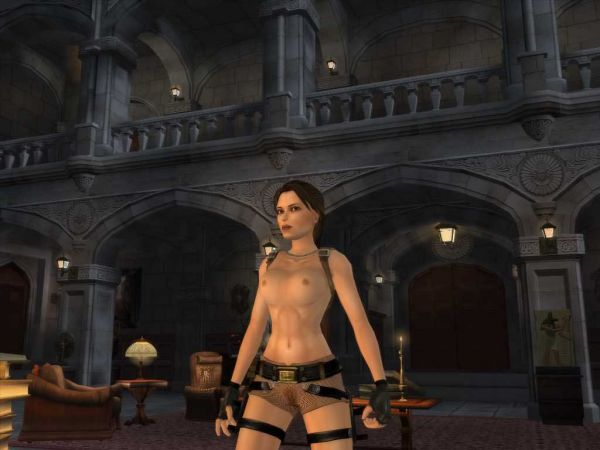 Tomb Raider : Anniversary/ Transparence Shorts