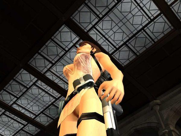 Tomb Raider : Legend/ Mini dress