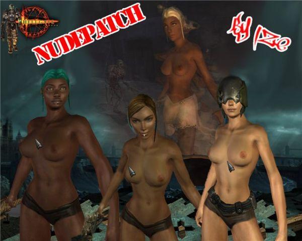 Hellgate: London/ Nudepatch v.001 by Ize