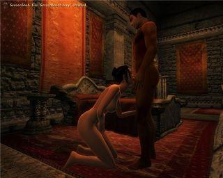 Oblivion/ Montana's Sexy Companion русская версия
