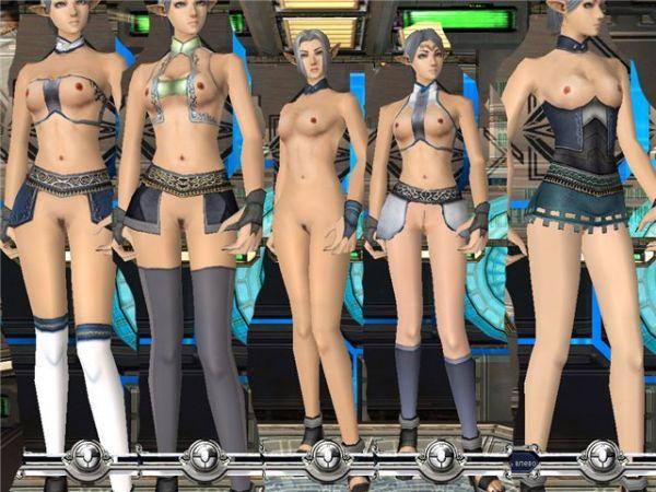RF Online/ Nudepatch